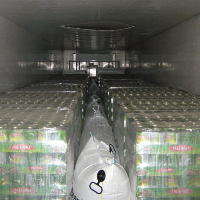dunnage-bag-in-container-with-food-products