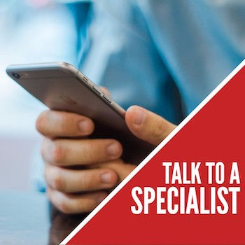 Talk To A Specialist