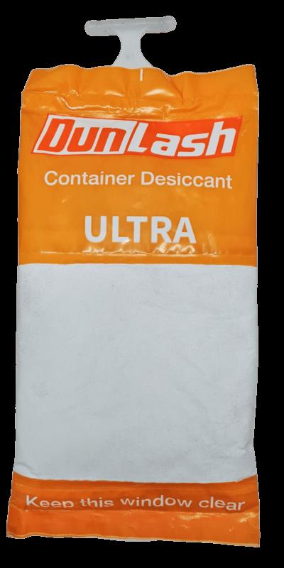 Dunlash Ultra container desiccants