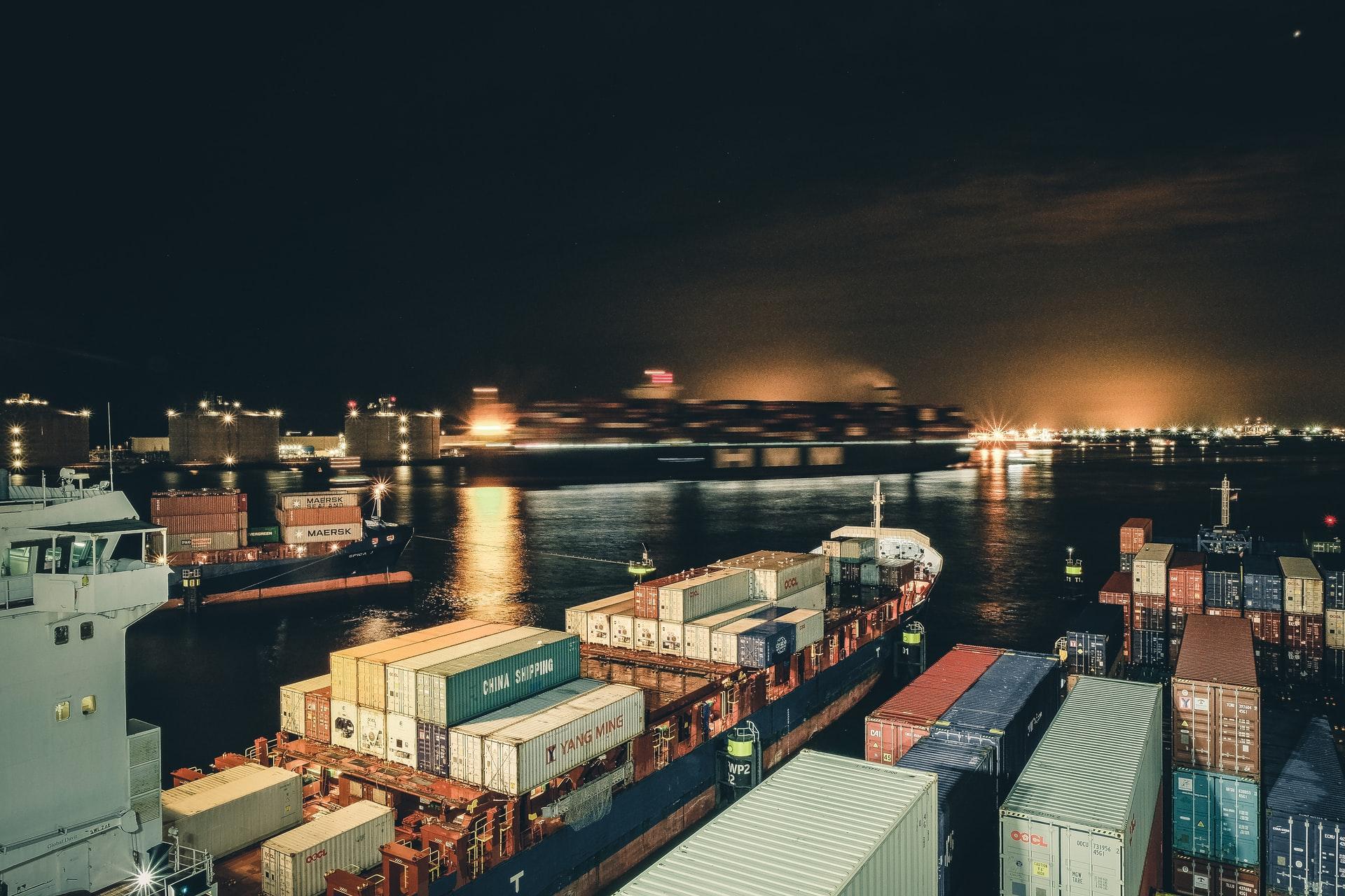 cargo-safe desiccants
